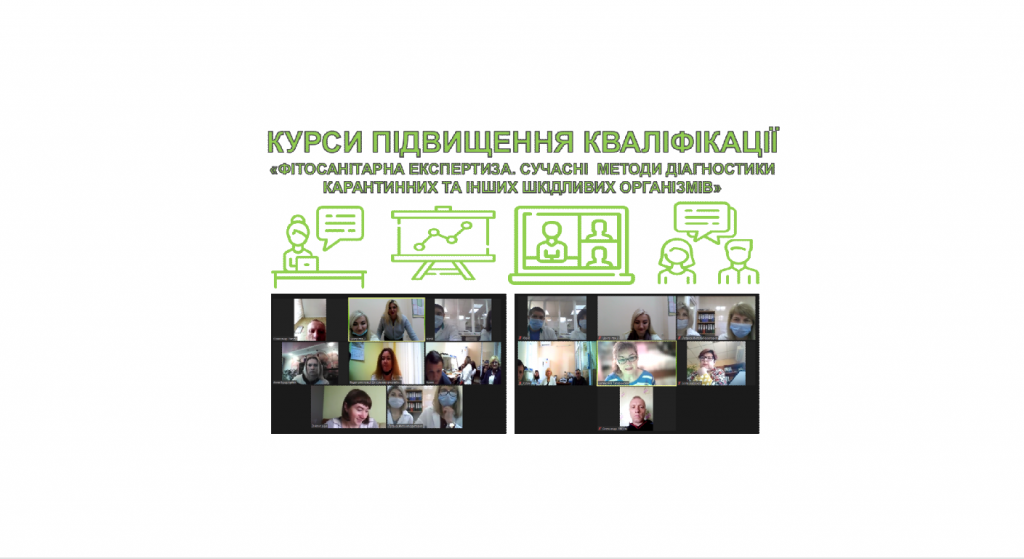 Працівники фітосанітарних лабораторій – підвищували кваліфікацію у Сумському НАУ